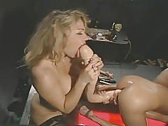 Orgy sex videos - lesbian wet pussy