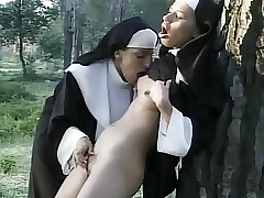 Nun naked videos - porn lesbian seduction