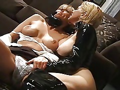 Mature porn videos - lesbian threesome porn